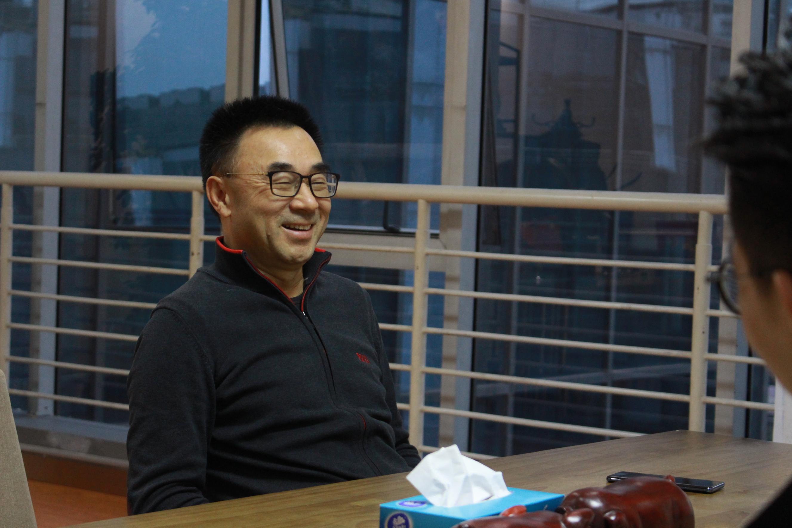 天兆猪业董事长余平